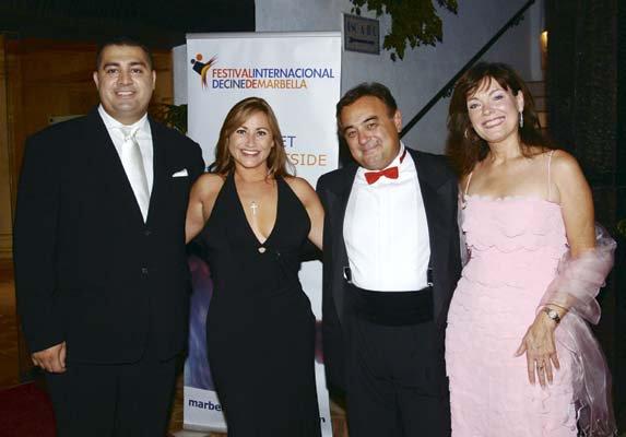 Liz Rodriguez, EMR Media, Marbella International Film Festival 2006