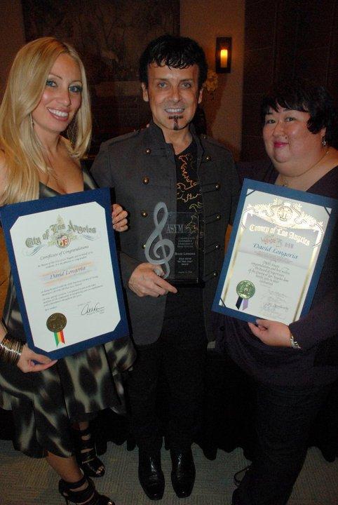 david longoria, liz rodiguez, emrmedia, American Society of Young Musicians Awards